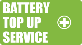 Battery Topping Up Service